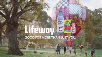Lifeway Kefir TV Spot, 'Good for More Than Just you!' - Thumbnail 10