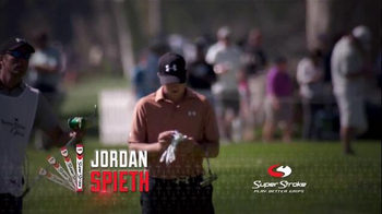 Super Stroke TV Spot, 'Top in the World' Featuring Jordan Spieth - Thumbnail 2
