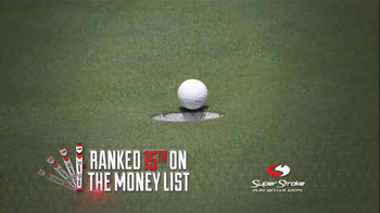 Super Stroke TV Spot, 'Top in the World' Featuring Jordan Spieth - Thumbnail 3