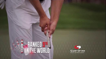 Super Stroke TV Spot, 'Top in the World' Featuring Jordan Spieth - Thumbnail 4