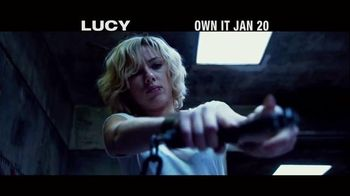 Lucy Blu-ray, DVD and Digital HD TV Spot - 1340 commercial airings