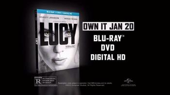 Lucy Blu-ray, DVD and Digital HD TV Spot - Thumbnail 7