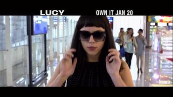 Lucy Blu-ray, DVD and Digital HD TV Spot - Thumbnail 1