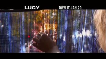 Lucy Blu-ray, DVD and Digital HD TV Spot - Thumbnail 2