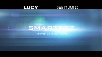 Lucy Blu-ray, DVD and Digital HD TV Spot - Thumbnail 4