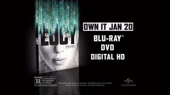 Lucy Blu-ray, DVD and Digital HD TV Spot - Thumbnail 6
