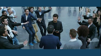 IBM Verse TV Spot, 'How to Have a Smarter Day at Work' Feat. Dominic Cooper