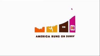 Dunkin' Donuts Dark Roast Coffee TV Spot, 'Bold Start, Smooth Finish' - Thumbnail 10