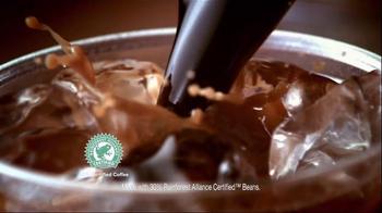 Dunkin' Donuts Dark Roast Coffee TV Spot, 'Bold Start, Smooth Finish' - Thumbnail 5