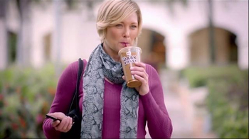 Dunkin' Donuts Dark Roast Coffee TV Spot, 'Bold Start, Smooth Finish' - 484 commercial airings