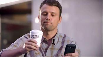 Dunkin' Donuts Dark Roast Coffee TV Spot, 'Bold Start, Smooth Finish' - Thumbnail 9