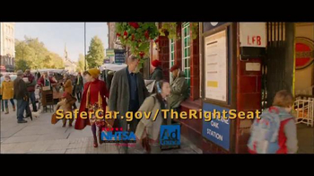 NHTSA TV Spot, 'Child Car Safety: Paddington' - Thumbnail 9