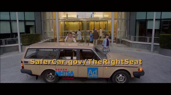 NHTSA TV Spot, 'Child Car Safety: Paddington' - Thumbnail 8
