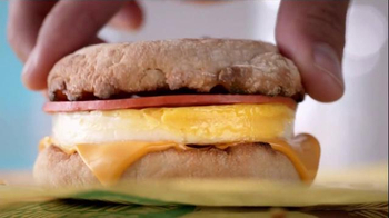 McDonald's Egg McMuffin TV Spot, 'With This Ring' - Thumbnail 7