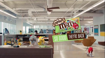 Crispy M&M's TV Spot, 'Fans' - Thumbnail 10