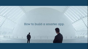 IBM Bluemix TV Spot, 'How to Build a Smarter App' Featuring Dominic Cooper - Thumbnail 1