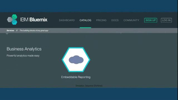 IBM Bluemix TV Spot, 'How to Build a Smarter App' Featuring Dominic Cooper - Thumbnail 5