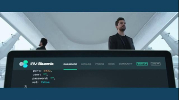 IBM Bluemix TV Spot, 'How to Build a Smarter App' Featuring Dominic Cooper - Thumbnail 7