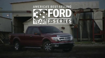 2014 Ford F-150 XLT TV Spot, 'For Every Lifestyle' - Thumbnail 6