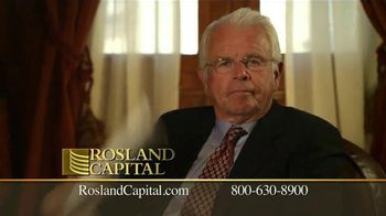 Rosland Capital TV Spot, 'US National Debt: $18 Trillion'