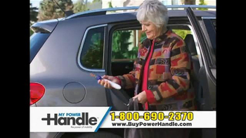 My Power Handle TV Spot, 'The Power of Mobility' - Thumbnail 10