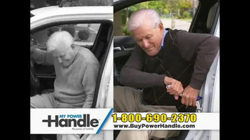 My Power Handle TV Spot, 'The Power of Mobility' - Thumbnail 3