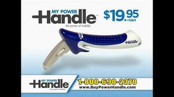 My Power Handle TV Spot, 'The Power of Mobility' - Thumbnail 7