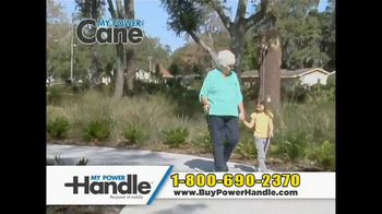 My Power Handle TV Spot, 'The Power of Mobility' - Thumbnail 8