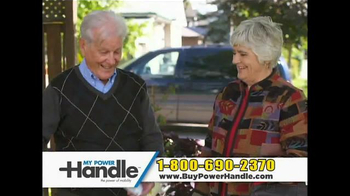 My Power Handle TV Spot, 'The Power of Mobility' - Thumbnail 9
