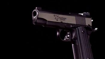 Nighthawk Custom Firearms TV Spot, 'Hand-Sculpted Guns' - Thumbnail 1