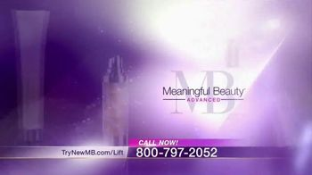 Meaningful Beauty Advanced TV Spot, Featuring Cindy Crawford, Cat Deeley - Thumbnail 7