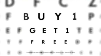 Visionworks Buy One Get One Free TV Spot, 'Whatever you Do' - Thumbnail 4