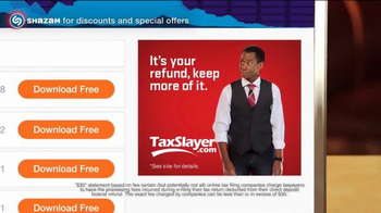 TaxSlayer.com TV Spot, 'It's Your Refund, Keep More of it' - Thumbnail 4