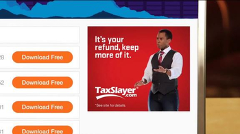TaxSlayer.com TV Spot, 'It's Your Refund, Keep More of it' - Thumbnail 6