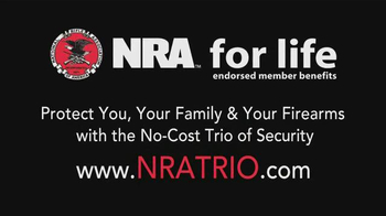 NRA No-Cost Trio of Security TV Spot, 'Protection' Featuring Jessie Duff - Thumbnail 9