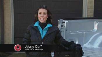 NRA No-Cost Trio of Security TV Spot, 'Protection' Featuring Jessie Duff - Thumbnail 1