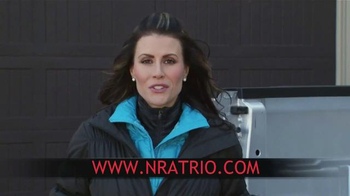 NRA No-Cost Trio of Security TV Spot, 'Protection' Featuring Jessie Duff - 486 commercial airings