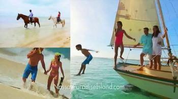 Nassau Paradise Island TV Spot, 'Better Experiences, Better Resorts' - Thumbnail 4