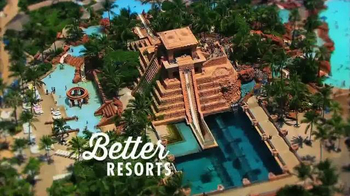 Nassau Paradise Island TV Spot, 'Better Experiences, Better Resorts' - Thumbnail 5