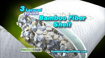 Bamboo Magic Pillow TV Spot - Thumbnail 4