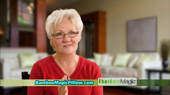 Bamboo Magic Pillow TV Spot - Thumbnail 9