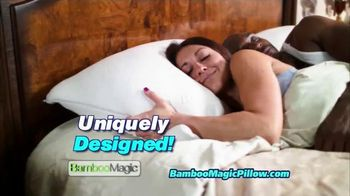 Bamboo Magic Pillow TV Spot