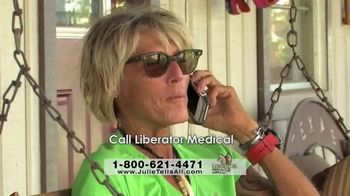 Liberator Medical Supply, Inc. TV Spot, 'Best Call I Ever Made In My Life'