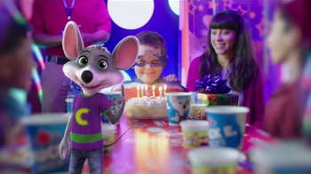 Chuck E. Cheese's TV Spot, 'Heroes y Princesas' [Spanish] - 74 commercial airings