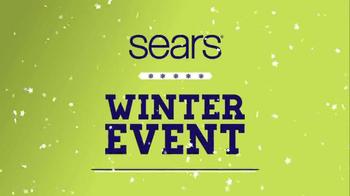Sears Winter Event TV Spot, 'Load up on Savings' - Thumbnail 5