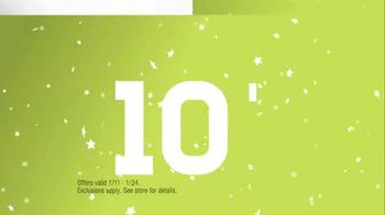 Sears Winter Event TV Spot, 'Load up on Savings' - Thumbnail 7