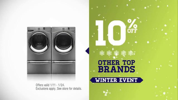 Sears Winter Event TV Spot, 'Load up on Savings' - Thumbnail 8