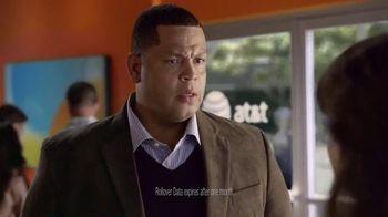 AT&T Rollover Data TV Spot, 'Really Appreciate' - Thumbnail 2