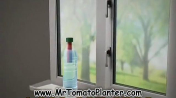 Mr. Tomato Planter TV Spot - Thumbnail 3