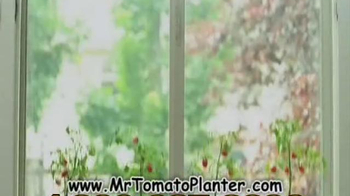 Mr. Tomato Planter TV Spot - Thumbnail 6